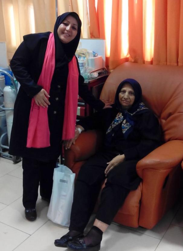 مهمانسرایی برای بیماران مبتلا به سرطان/ نجات معجزهآسای مادر باردار مبتلا به سرطان