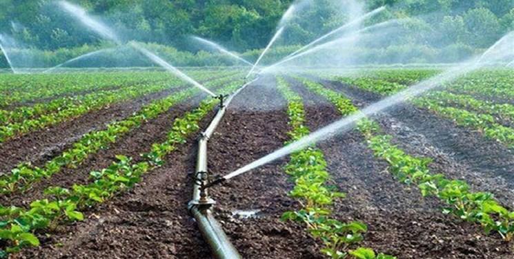 آبیاری ۶۴٠ هکتار از زمین های کشاورزی خاش به سیستم های نوین آبیاری