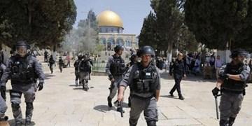 افزایش تنشها؛ موافقت پلیس صهیونیستی با «راهپیمایی پرچم» در قدس اشغالی