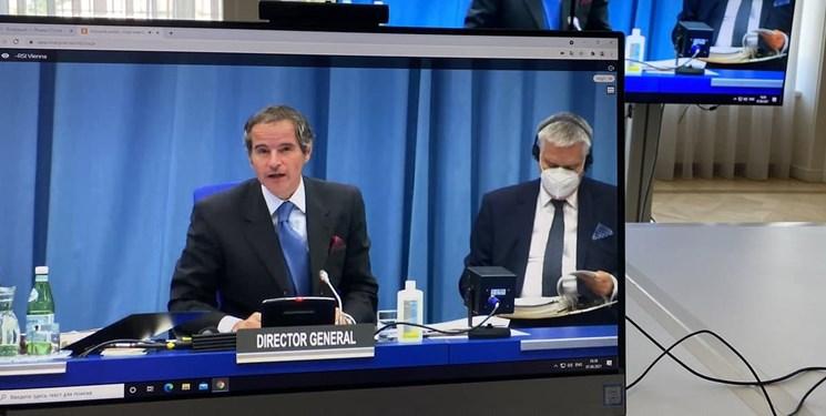 مدیرکل آژانس اتمی ادعاها درباره اعلامیههای پادمانی ایران را تکرار کرد