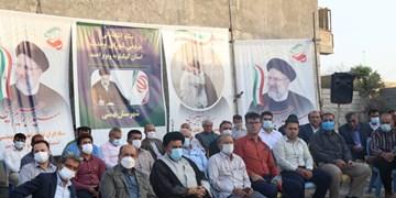 افتتاح ستادهای آیت الله رئیسی در بهمئی/حفظ وحدت لازمه جریان انقلابی کهگیلویه و بویراحمد+تصاویر