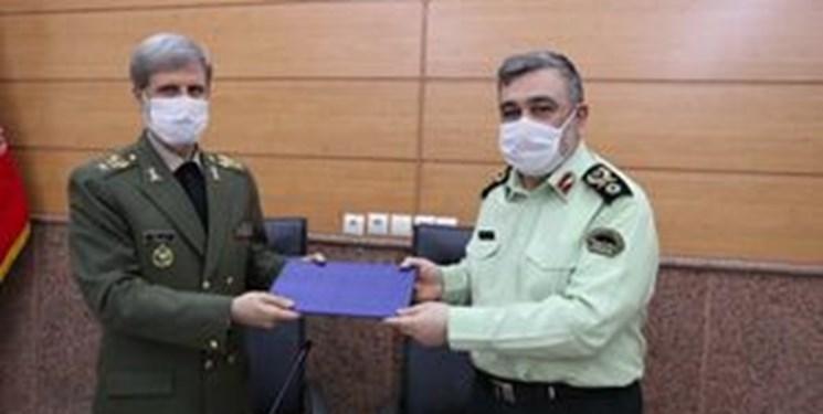 تقویت قدرت ناجا در دستور کار وزارت دفاع/ نقش نیروی انتظامی در برقراری نظم و امنیت ستودنی است