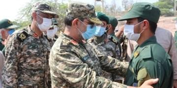 سردار تنگسیری: آمادگی کامل برای صیانت از منابع کشور در خلیج فارس و آبهای دور را داریم