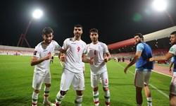 برتری پرگل و آسان تیم ملی مقابل کامبوج در پایان نیمه اول/ یک پنالتی هم از دست رفت