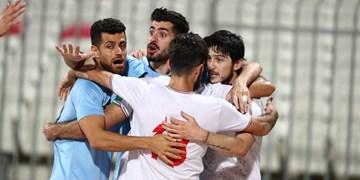 گزارش تصویری از پیروزی تیم ملی فوتبال مقابل بحرین با 3 گل