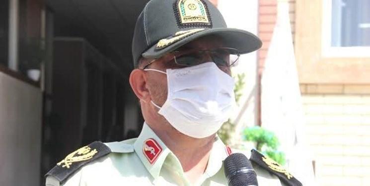 کشف بیش از نیم تن حشیش توسط پلیس کرمان