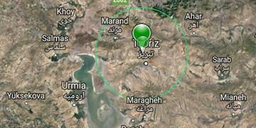 جزئیات جدید از زلزله تبریز/ آماده باش  نیروهای جمعیت هلال احمر