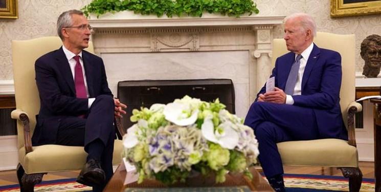 اظهارات ضد چینی رئیس ناتو پس از دیدار با بایدن