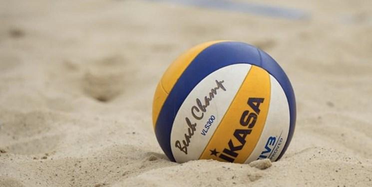 آغاز رقابتهای والیبال ساحلی زیر ۱۶ سال کشور در مشهد