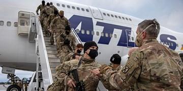 نیمی از نظامیان آمریکا از افغانستان خارج شدند