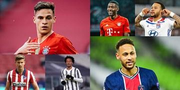 کدام ستارههای فوتبال با تغییر پستشان بازیکن موثرتری شدند؟