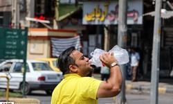 افزایش دما در خوزستان