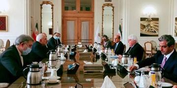 نماینده ویژه گوترش در امور یمن با ظریف دیدار کرد