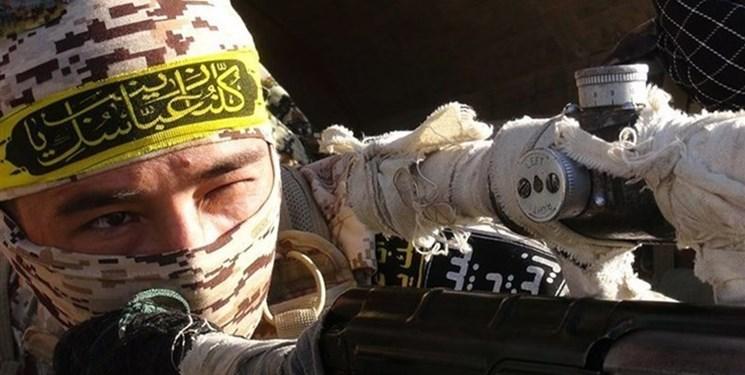 دوربینهایی که روی سلاح فاطمیون نصب شد تا شکست داعش را تصویر کند+فیلم