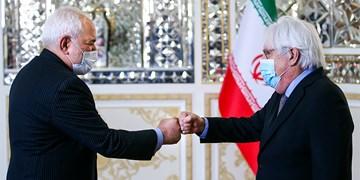 دیدارهای وزیر امور خارجه||| 18 خرداد 1400