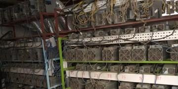 کشف ۱۲ میلیارد ریالی دستگاههای تولید ارز دیجیتال در خرمشهر