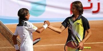 جوان جاجرمی در دومین اردوی تیم ملی تنیس ایران
