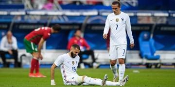 بنزما و واران امروز به تمرینات تیم فرانسه بازمی گردند
