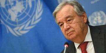 گوترش برای یک دوره ۵ ساله دیگر به عنوان دبیرکل سازمان ملل انتخاب شد