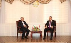 ایران و تاجیکستان علاقهمند به گسترش روابط
