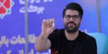 «حامد همایون» هم داوطلبانه واکسن ایرانی زد/ کاملا خوبم
