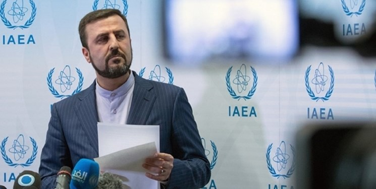 غریب آبادی در شورای حکام: تا زمانی که تحریمها علیه ایران ادامه دارد انتظار خویشتنداری و اقدام سازنده نداشته باشید