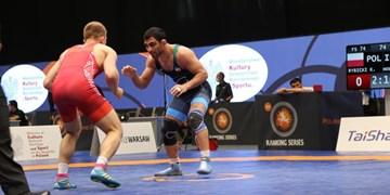 المپیک توکیو  حریفان زارع و حسینخانی مشخص شدند/قهرمان جهان در گروه ایران