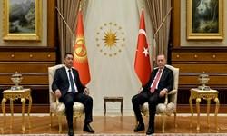 روابط اقتصادی و فرهنگی محور دیدار رؤسای جمهور قرقیزستان و ترکیه