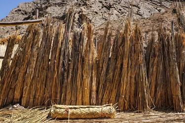 بوریا اولین زیر اندازی است که توسط بشر تولید شده و در استان های فارس، خوزستان، هرمزگان، گلستان، سیستان و بلوچستان، گیلان و مازندران نیز رونق داشته است.