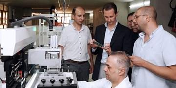 بشار اسد :سوریه از ظرفیتهای واقعی برای غلبه بر محاصره برخوردار است