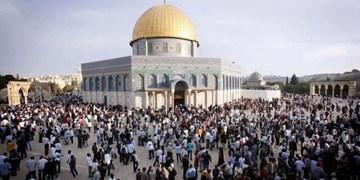 عزیمت جوانان قدس به سمت مسجد الاقصی برای جلوگیری از راهپیمایی صهیونیستها