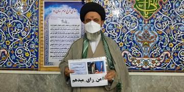 فیلم| بزرگترین مدیر جهادی  باید رئیس جمهور  باشد