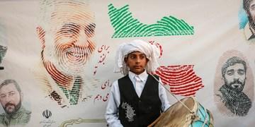 افتتاح خیابان هنر در مشهد