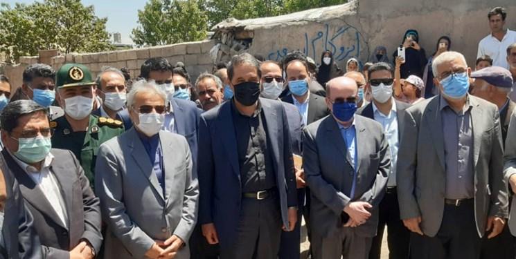 پایان ساخت و تعمیر ۶۵۰۰ واحد مسکونی در مناطق زلزلهزده آذربایجانشرقی