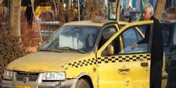 تاکسی های فرسوده بیرجند در ایستگاه نوسازی