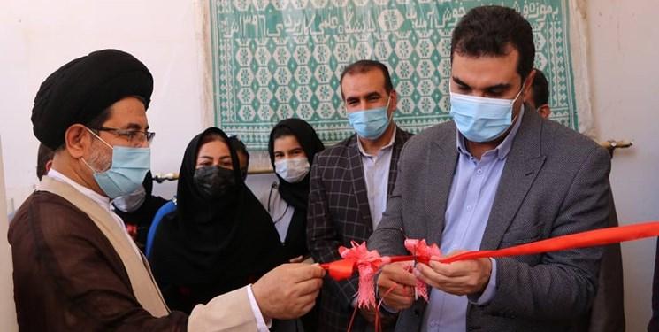 افتتاح کارگاه صنایع دستی ماه بانو در اردکان