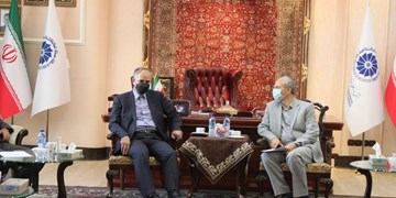 ضرورت افزایش همکاری های تجاری قزاقستان و آذربایجان شرقی