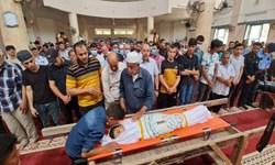 شهادت کودک فلسطینی بر اثر انفجار جسم به جا مانده از تجاوز اخیر رژیم صهیونیستی