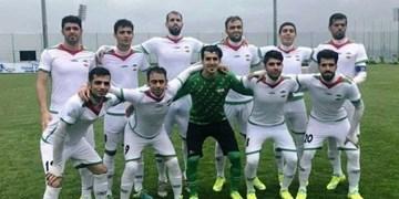 تیم ملی فوتبال ناشنوایان ایران با غلبه بر عراق المپیکی شد