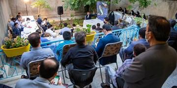 دیدار امیرحسین قاضیزاده هاشمی ||| با فعالان فضای مجازی