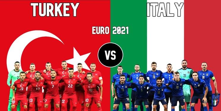 یورو 2020| ایتالیا با مانچینی در فکر قهرمانی / ترکیه شگفتیساز میشود؟ +فیلم