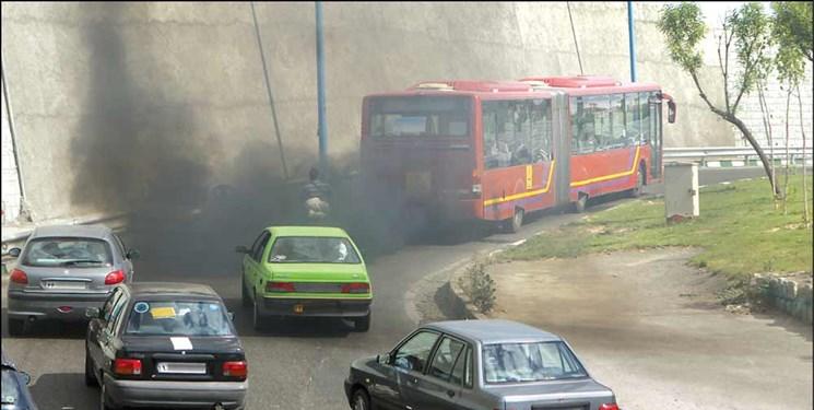 اتوبوسهای فرسوده و کلافگی مردم بوشهر