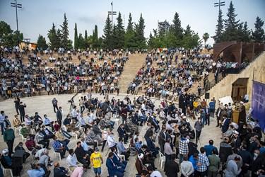 اجتماع بزرگ مردم مازندران حامیان آیت الله رئیسی