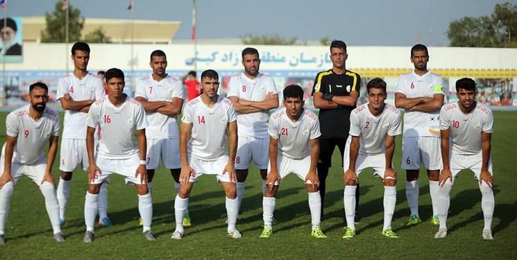 انتخابی فوتبال المپیک ناشنوایان| ایران با برتری مقابل عراق قهرمان شد