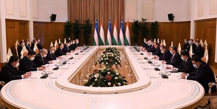 امضای 36 سند همکاری بین تاجیکستان و ازبکستان+تصاویر