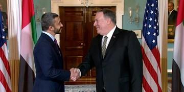 پامپئو: ترور سلیمانی و معامله اف-35 در اتمام توافقهای عادیسازی نقش داشت