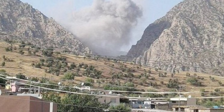 تخلیه ۳۸ روستا در شمال عراق در پی حملات ترکیه