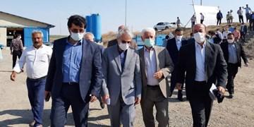 تخصیص 5000میلیارد برای تکمیل شبکه آبیاری خداآفرین در استان اردبیل