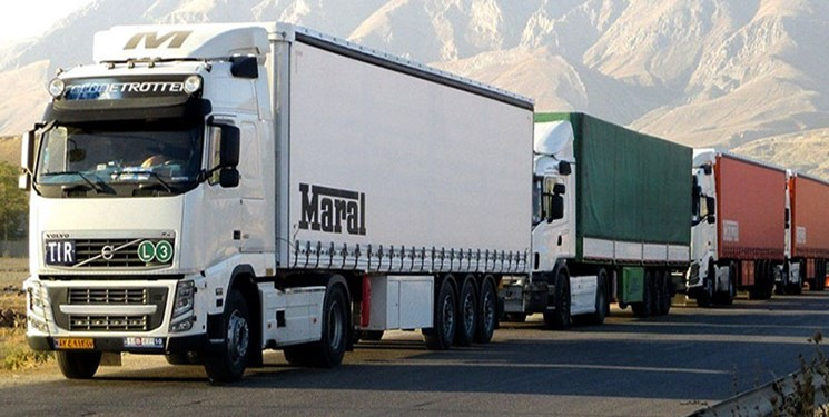۲۸۰ هزار تن کالا از مرز مهران به عراق صادر شده است