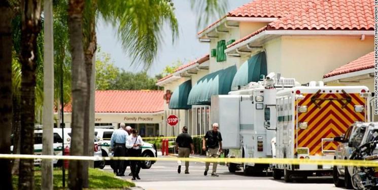 کشته شدن 3 نفر از جمله کودک یک ساله در تیراندازی فلوریدا